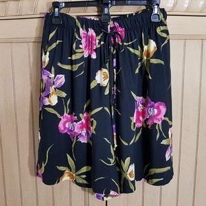 Vintage Sheer Shorts, sz Large
